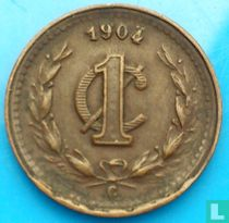 Mexico 1 centavo 1904/3 (C)