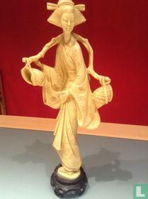 Ivory Geisha