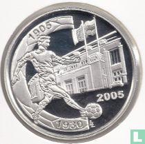 "België 10 euro 2005 (PROOF) ""100th Anniversary of West Flanders Derby - 75th Anniversary of Heizel Stadium"""
