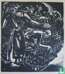 Jan-Frans Cantré  - De Vruchten, 1923