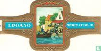 Vertrek van de Ruyter met de trekschuit naar Texel, om het opperbevel van de vloot te hernemen