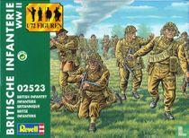 Britse Infanterie WWII