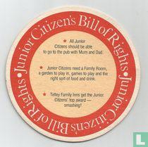 Junior citizen's bill of rights
