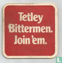 Tetley bittermen join'em