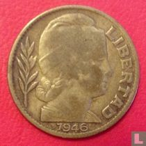 Argentinië 20 centavos 1946
