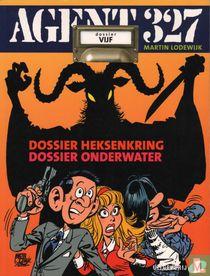 Dossier Heksenkring + Dossier Onderwater - Dossier vijf