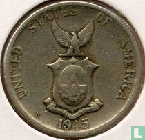 Filipijnen 5 centavos 1945