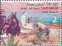 50 jaar stad Arat