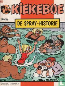 De spray-historie