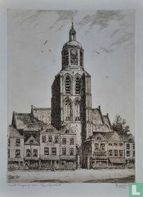 Markt Bergen-op-Zoom