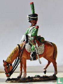 Trooper, 2nd Regiment of Italian Chasseurs 1812
