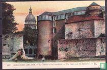 Boulogne-sur-Mer, Le Chateau et la Cathedrale