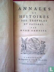 Annales et Histoires des troubles du Pays-Bas