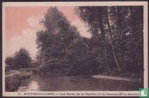 Montreuil-sur-Mer, Les Bords de la Canehe et la Passerelle du Moulin