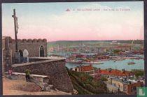 Boulogne-sur-Mer, Vue prise du Calvaire
