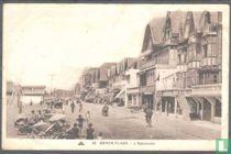 Berck-Plage, L'Esplanade