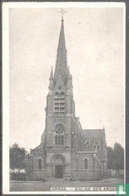 Arras, Eglise des Ardents