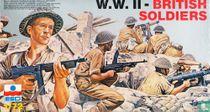 WWII Britse Soldaten
