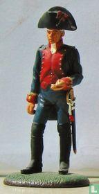 Sergeant,Spanish Marine Artillery, 1797
