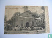Kerk en Gemeente te Mansinam. N. Guinea.