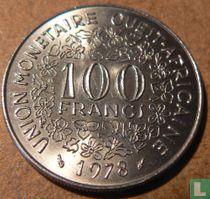 West-Afrikaanse Staten 100 francs 1978 kopen