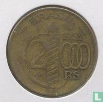 Brasilien 2000 Reis 1938