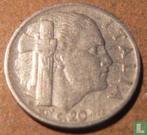Italien 20 Centesimi 1936