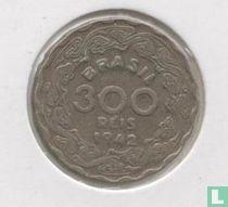 Brasilien 300 Reis 1942
