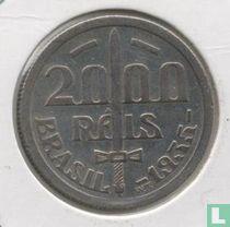 Brasilien 2000 Reis 1935