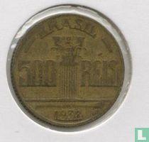 Brasilien 500 Reis 1938