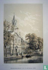 Princessegracht en St. Antonius-Kerk