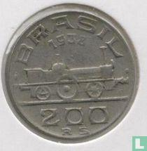 Brasilien 200 Reis 1938