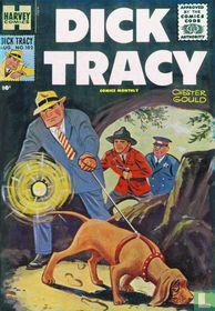 Dick Tracy Comics Monthly 102