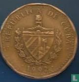 "Cuba 1 peso 1992 ""José Julián Martí Pérez"""