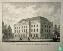 De Hollandsche Schouwburg.
