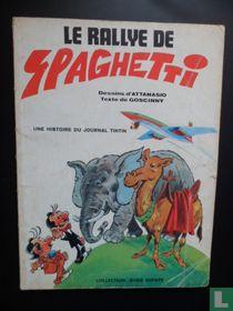 Le rallye de Spaghetti