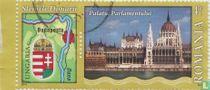 Wapenschilden van de Donaulanden