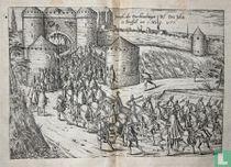 Feestelijke intocht Don Juan in Brussel