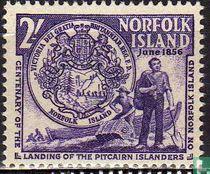 100 Jahre der Landung der Pitcairn-Insulaner