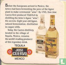 Before the Europeans arrived... / Tequila
