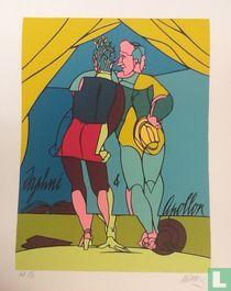 Daphné et Appolon