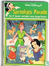 Walt Disney's sprookjes parade