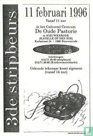 Robbedoes - 3de stripbeurs Nieuwenrode