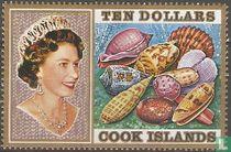 Königin Elizabeth II und shells