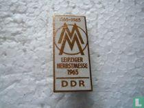 1165-1965 Leipziger Herbstmesse 1965 DDR [white]