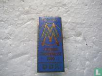 1165-1965 Leipziger Herbstmesse 1965 DDR [blue]