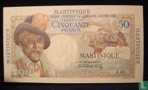 Martinique 50 Francs 1947-49