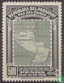 Chaco grens vredesconferentie, Buenos Aires