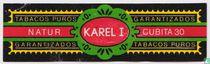 Karel I - Tabacos Puros Natur Garantizados - Garantizados - Cubita 30 - Tabacos Puros