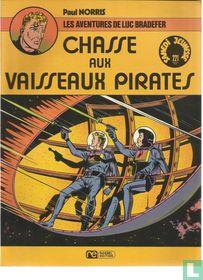 Chasse aux vaisseaux pirates